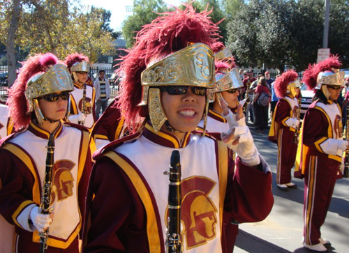 marching band stereotypes