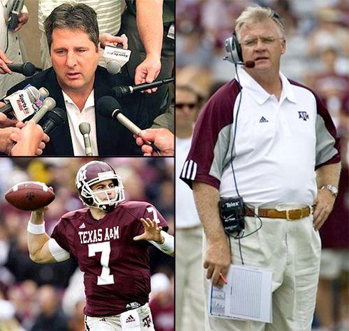 Texas coaches
