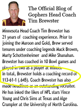 Brewster record