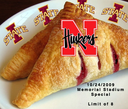 Nebraska turnovers