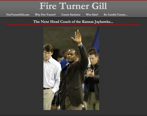 Fire Turner Gill