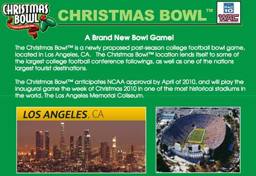 Christmas Bowl