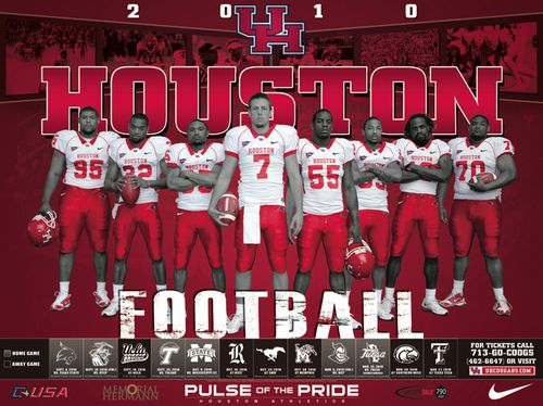 Houston-Cougars
