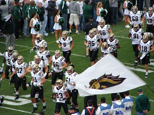 Opening Weekend - College Football 2010 069