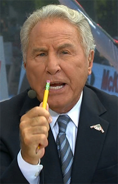 Image result for lee corso
