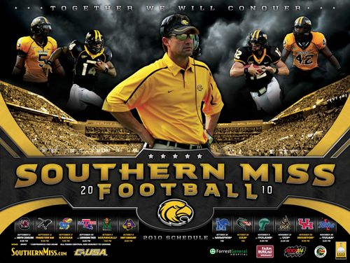 Southern-Mississippi-Golden-Eagles