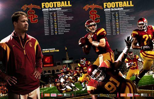 USC-Trojans-college-football-poster