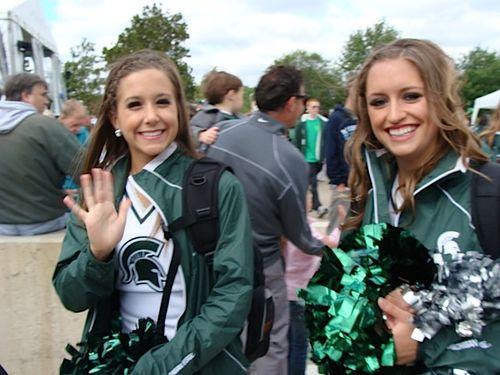 Opening Weekend - College Football 2010 027