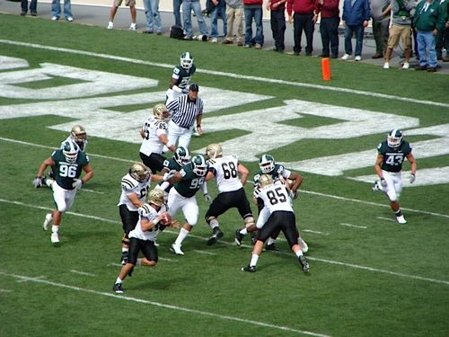 Opening Weekend - College Football 2010 081