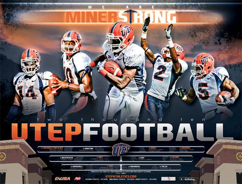 Texas-El-Paso-college-football-poster-schedule-2010-Miners-UTEP