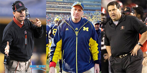 Michigan coaches