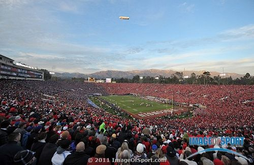 Rose Bowl field