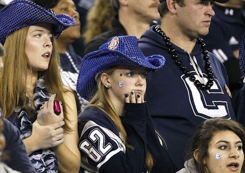 UConn fans