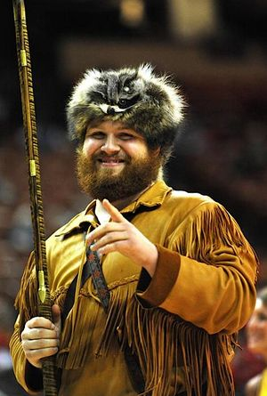 West Virginia Mountaineer