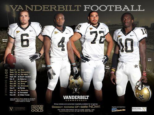 Vanderbilt offense