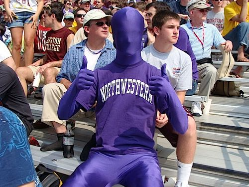 Northwestern-Boston College 186