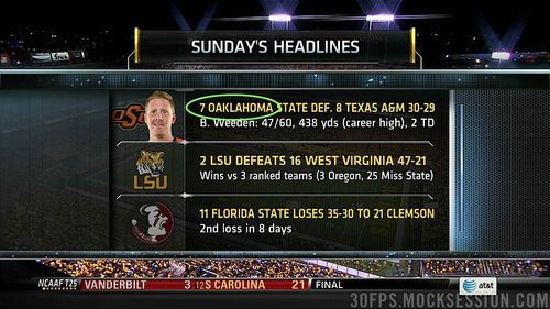 ESPN Graphic