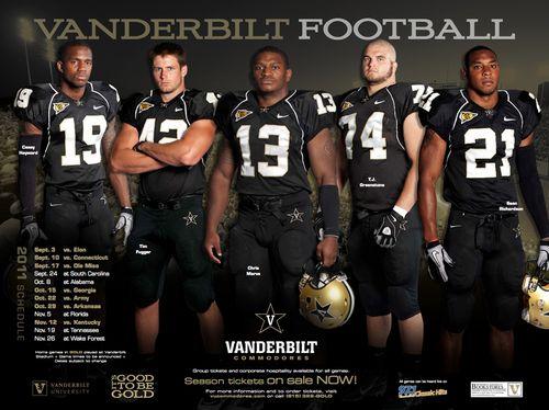 Vanderbilt defense