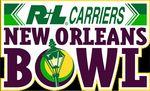 New Orleans Bowl logo