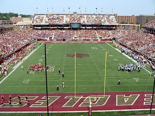 Northwestern-Boston College 137