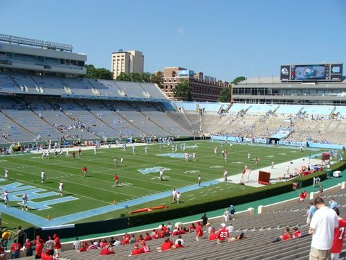 Rutgers-North Carolina 101