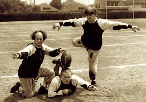 Stooges football