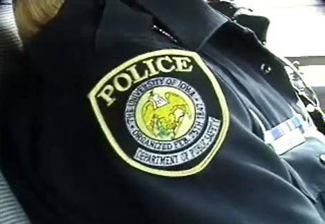 Iowa City University Police
