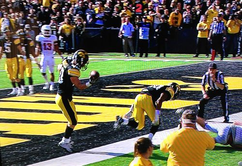 Iowa Interception