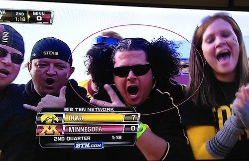 Iowa Fan