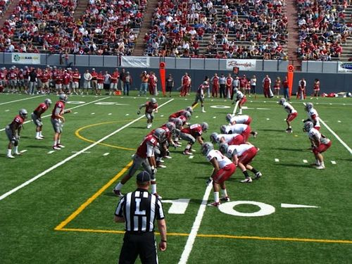 2012 Washington State Spring Football Game 137