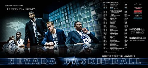 Nevada Wolf Pack Men