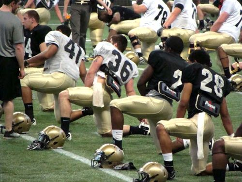 2012 Idaho Spring Football Game 089