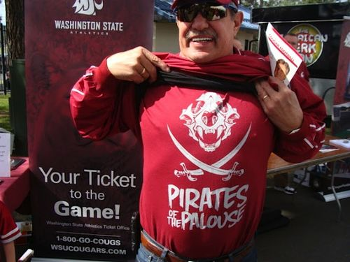 2012 Washington State Spring Football Game 019