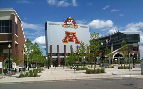 Minnesota Gophers stadium