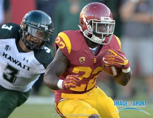 Curtis McNeal USC Trojans