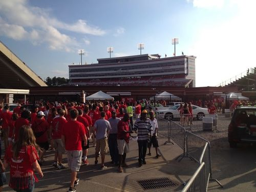 South Alabama-North Carolina State 047
