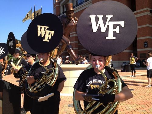 Army-Wake Forest 037