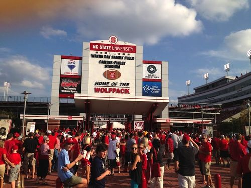 South Alabama-North Carolina State 049