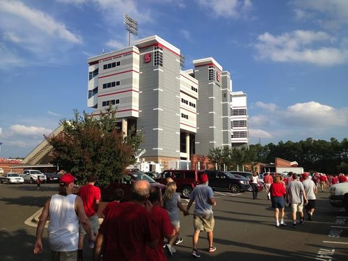 South Alabama-North Carolina State 055