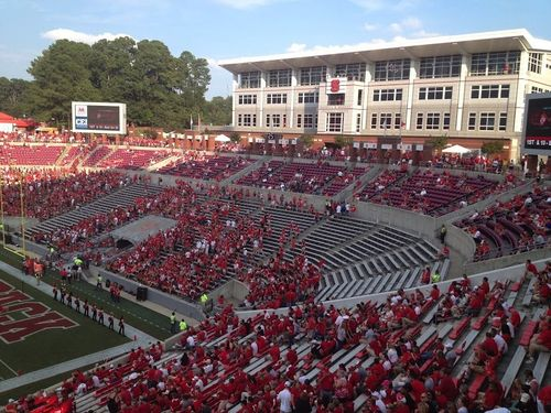 South Alabama-North Carolina State 061