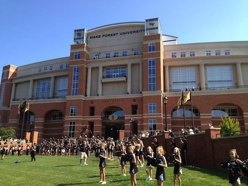 Army-Wake Forest 040