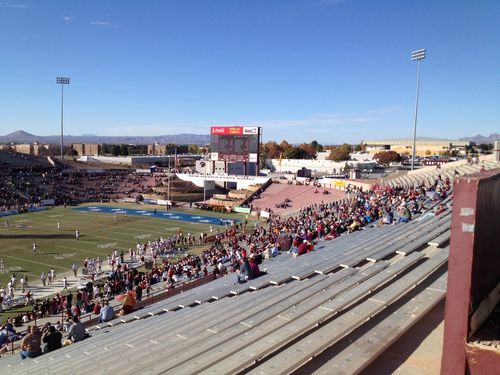 Boston College-New Mexico State 215