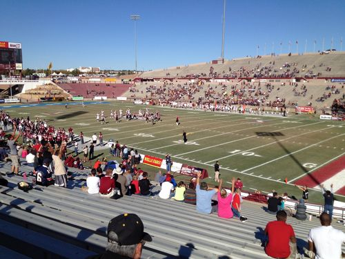 Boston College-New Mexico State 184