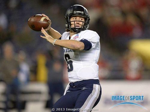 Darell Garretson Utah State Aggies