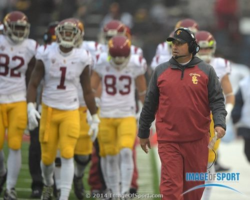 USC Trojans Steve Sarkisian
