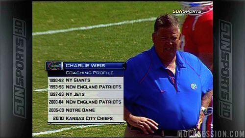 Crewcut Charlie Weis