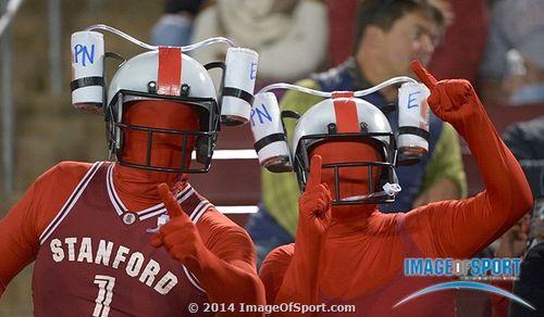 Stanford Cardinal fans