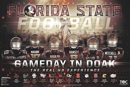 Florida State Seminoles 1