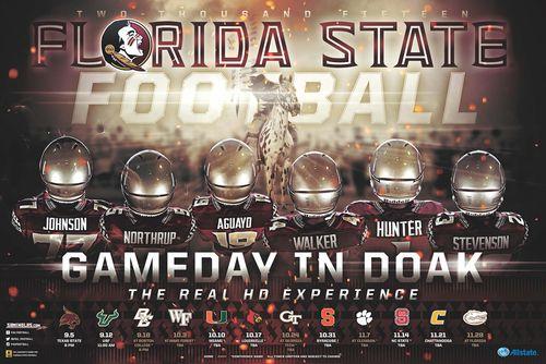 Florida State  Seminoles 3