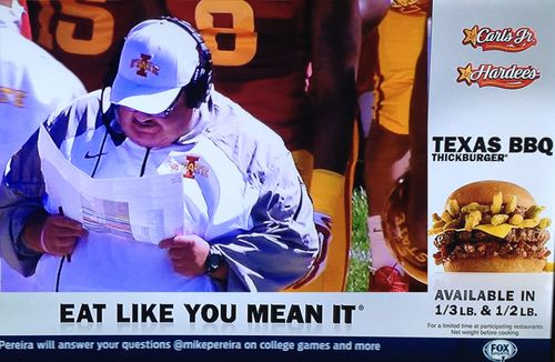 Iowa State Mark Mangino